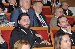 Участник КССК от Гонконга протоиерей Дионисий Поздняев