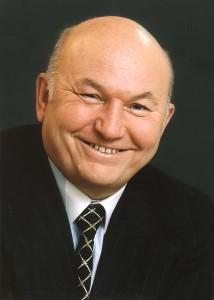 Мэр Москвы Ю.М.Лужков