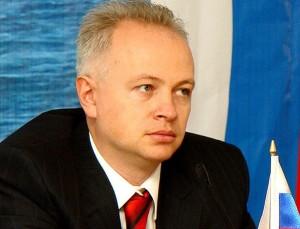председатель Координационного совета российских соотечественников Киргизии С. В. Епифанцев