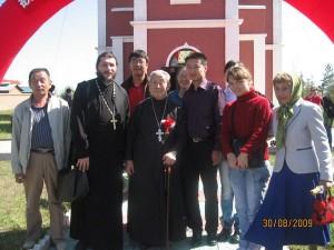 Во Внутренней Монголии открыт православный храм