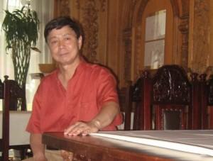 Беседа с директором ресторана «Лосия» г-ном Ху Хуном