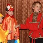 Пасхальный спектакль от воспитанников воскресной школы «Колосок» / РКШ