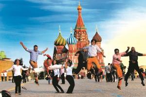 Чэнь Инь «Москва, я люблю тебя!»